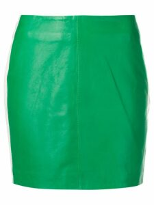 P.A.R.O.S.H. green Miami skirt