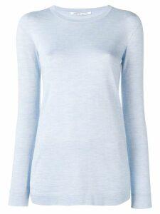 Agnona Eternals crew neck sweater - Blue