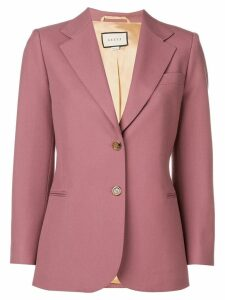 Gucci Melon fitted blazer - Pink