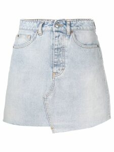 IRO slim-fit denim skirt - Blue