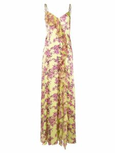 Cinq A Sept Velma gown - Yellow