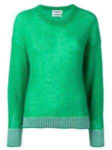 Essentiel Antwerp simple jumper - Green
