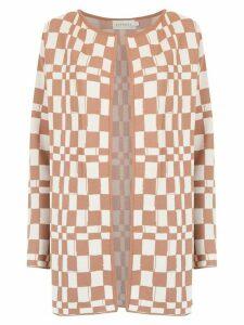 Alcaçuz Juscelino coat - Neutrals