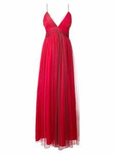 Zac Zac Posen Beth gown - Red