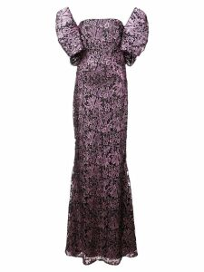 Zac Zac Posen Leanne gown - Black