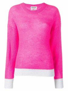 Essentiel Antwerp casual jumper - Pink