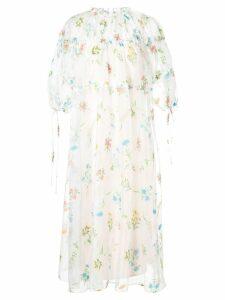 Rejina Pyo floral summer dress - White