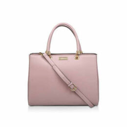 Carvela Dory Structured Tote - Pink Tote Bag