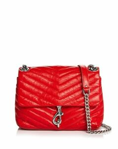 Rebecca Minkoff Edie Quilted Leather Convertible Crossbody