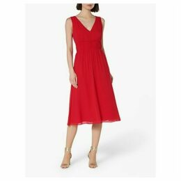 L.K.Bennett Greca V-Neck Bridesmaid Dress