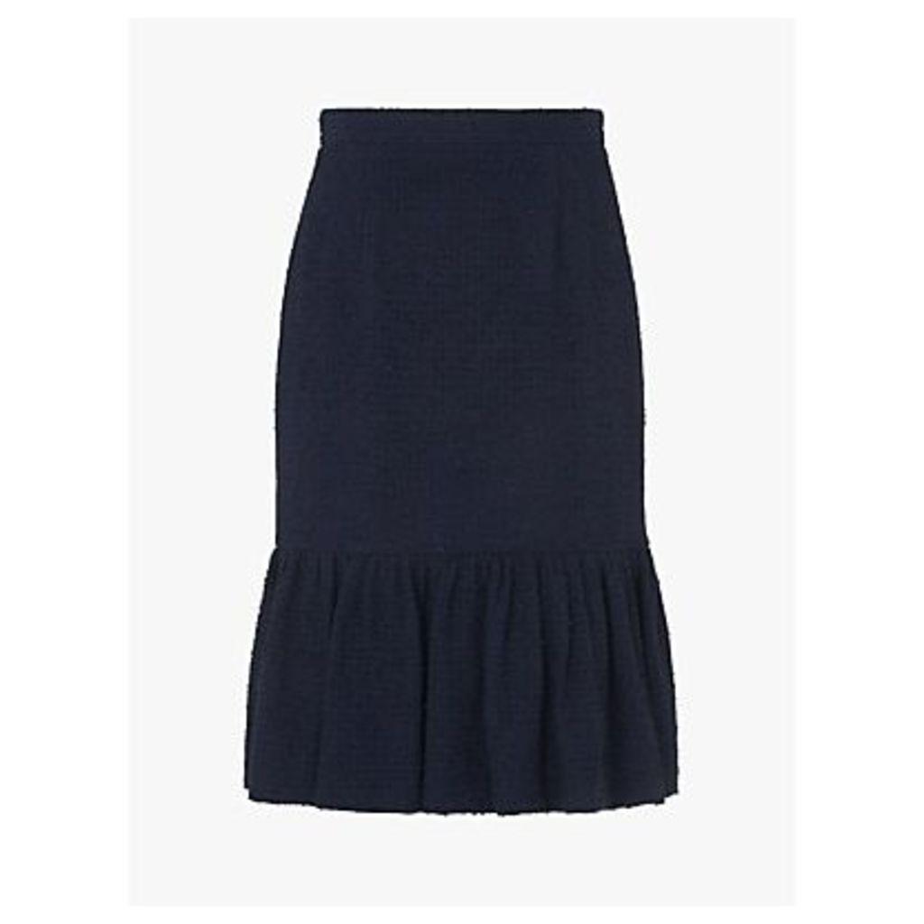 L.K.Bennett Ainsley Tweed Pencil Skirt