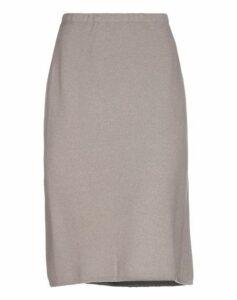 LONGHIN SKIRTS Knee length skirts Women on YOOX.COM