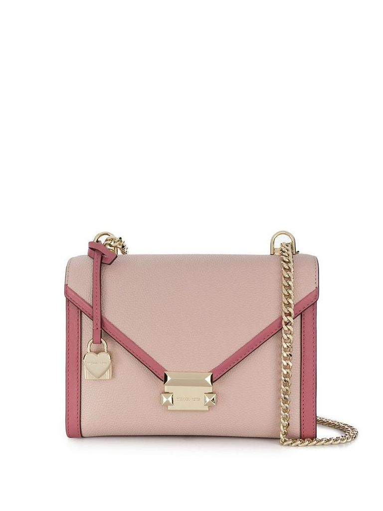 Michael Michael Kors Whitney shoulder bag - Pink