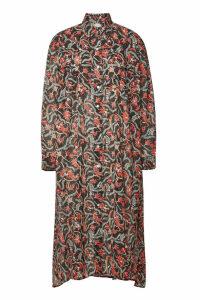Isabel Marant toile Eliane Printed Cotton Maxi Dress