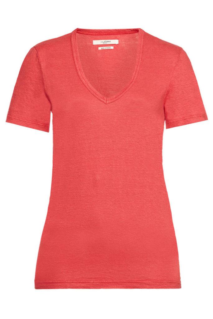 Isabel Marant toile Linen T-Shirt