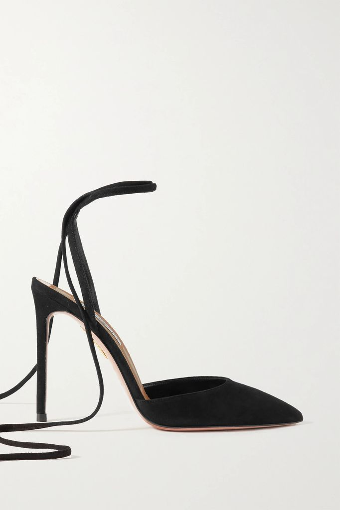 Diane von Furstenberg - Kelly Ruffled Floral-print Crepe Wrap Dress - Yellow