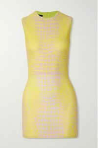 ROTATE Birger Christensen - Satin Wrap Maxi Dress - Light blue