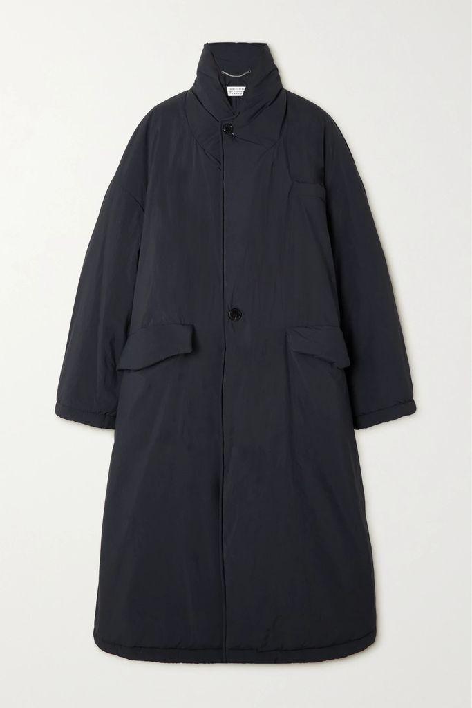 Marysia - Northhave Lace-up Denim Maxi Skirt - White