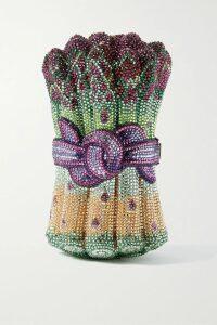 Dolce & Gabbana - Ruffled Floral-print Silk-chiffon Blouse - Ivory