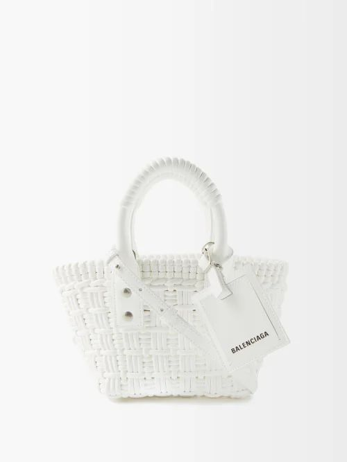Le Specs - Outskirt Oval Frame Acetate Glasses - Womens - Light Pink