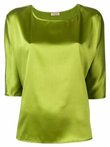 Blanca boat neck blouse - Green