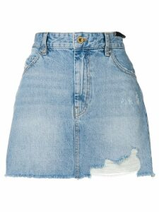 Diesel mini denim skirt - Blue