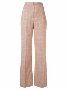 Manning Cartell Identity wide leg trousers - Brown