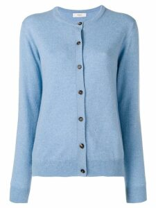 Pringle Of Scotland classic slim-fit cardigan - Blue