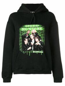 Balenciaga Speed Hunters hoodie - Black