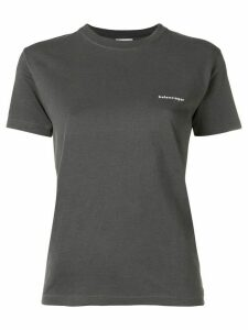 Balenciaga crew neck T-shirt - Grey