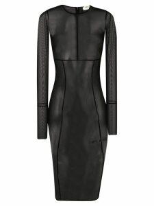 1017 ALYX 9SM sheer layered dress - Black