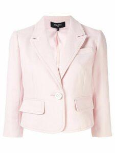 Paule Ka classic fitted blazer - Pink