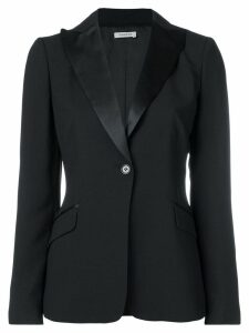 P.A.R.O.S.H. one-button blazer - Black