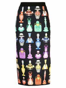 Mary Katrantzou Sigma skirt - Black