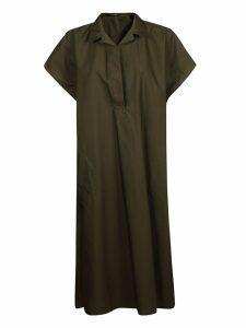 Sofie dHoore Sleeveless Cape Style Dress