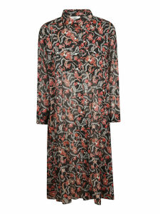 Isabel Marant Étoile Eliane Midi Dress