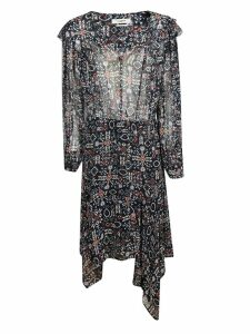 Isabel Marant Étoile Aztec Print Midi Dress