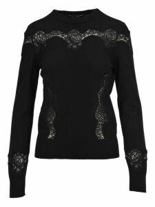 Dolce & gabbana Dolce & Gabbana Lace Sweater