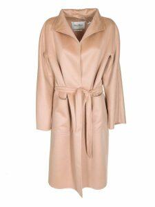 Max Mara Wrap Front Coat