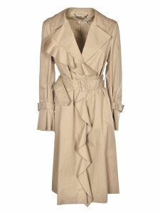 Stella Mccartney Ruffled Trench