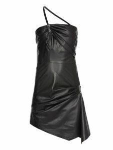 Dsquared2 Leather Mini Dress