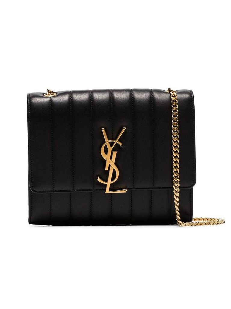 Saint Laurent Vicky Quilted Clutch
