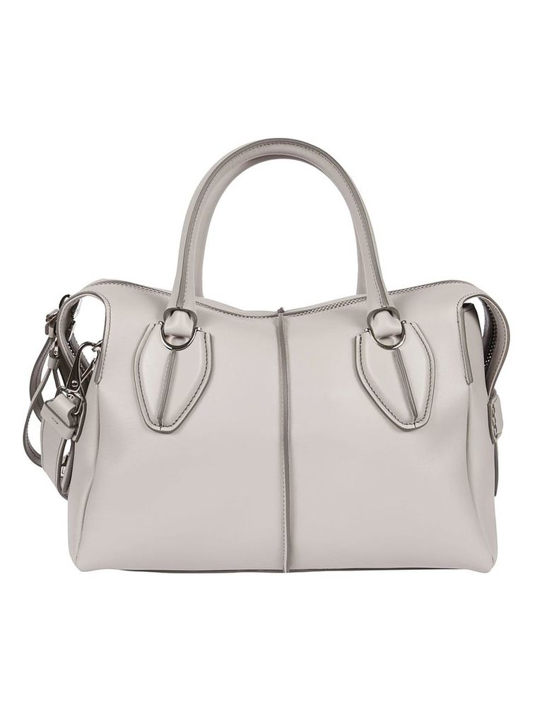 Tod's Double Zip Small Tote