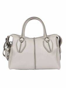 Tods Double Zip Small Tote