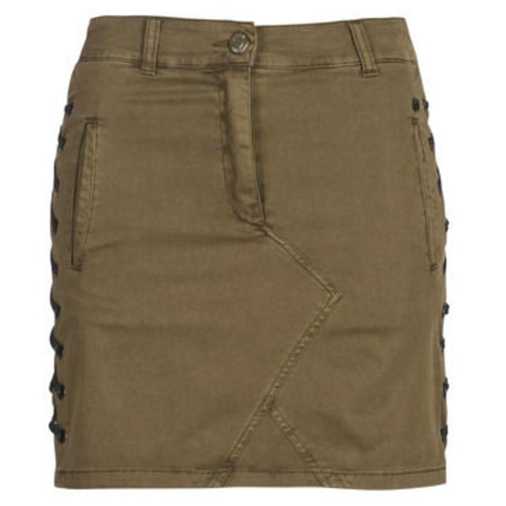 Kaporal  FORME  women's Skirt in Green