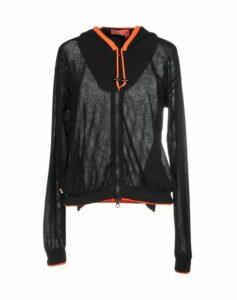 MANILA GRACE DENIM TOPWEAR Sweatshirts Women on YOOX.COM