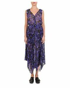The Kooples Hortensia Floral-Print Maxi Dress