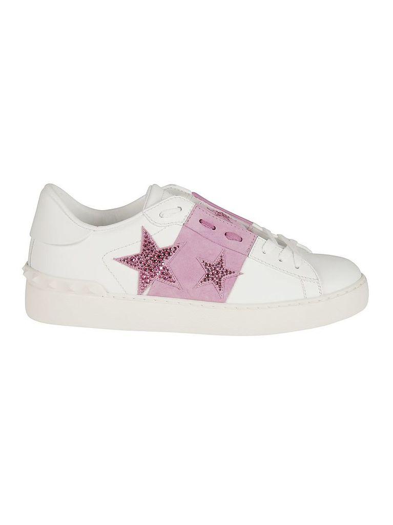 Valentino Glittered Sneakers