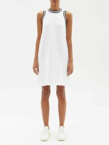 Etro - Paisley Print One Shoulder Gown - Womens - Black Pink