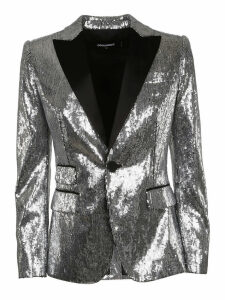 Dsquared2 Sequin Coated Blazer
